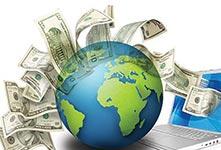 Transferencia internacional de dinheiro